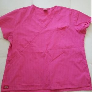 Other - 5$ DICKIES SCRUB TOP LARGE